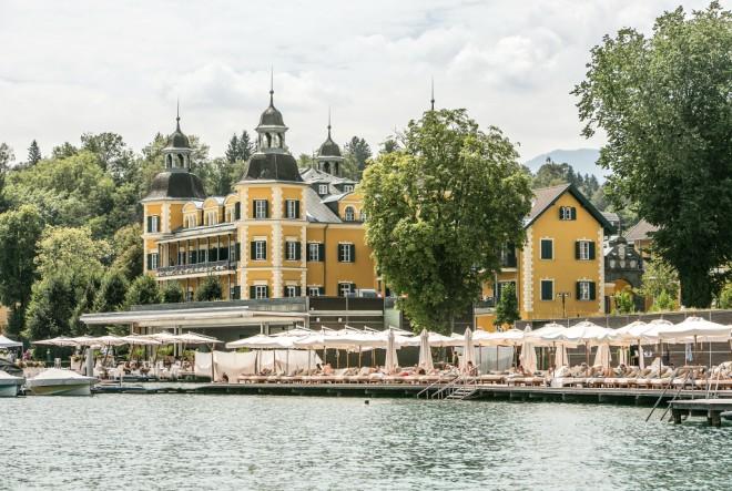 Skriveni austrijski dvorac za vrhunski doživljaj odmora