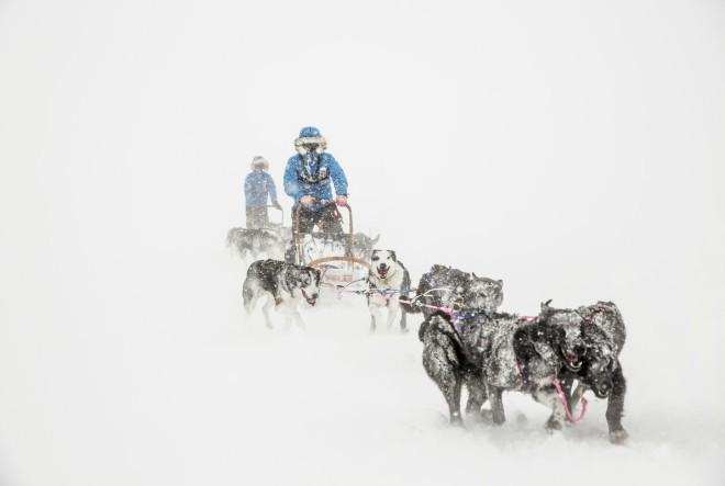 Fjällräven Polar Polar 2020: hladno, vjetrovito, tamno i daleko, daleko od kuće; tko bi u tome mogao uživati?