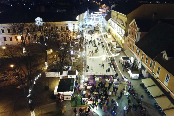Vinkovački Advent najbolji je Advent Srijema i Slavonije