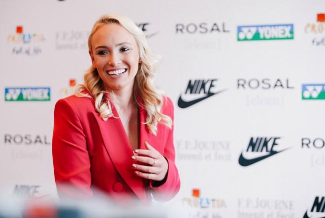 Donna Vekić : Spremna sam za nova dostignuća