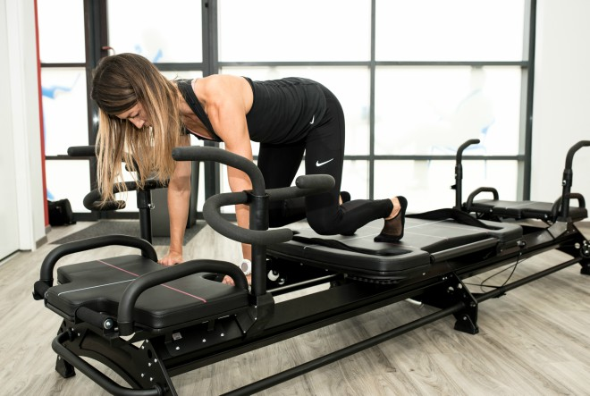 Upoznajte Lagree Fitness metodu