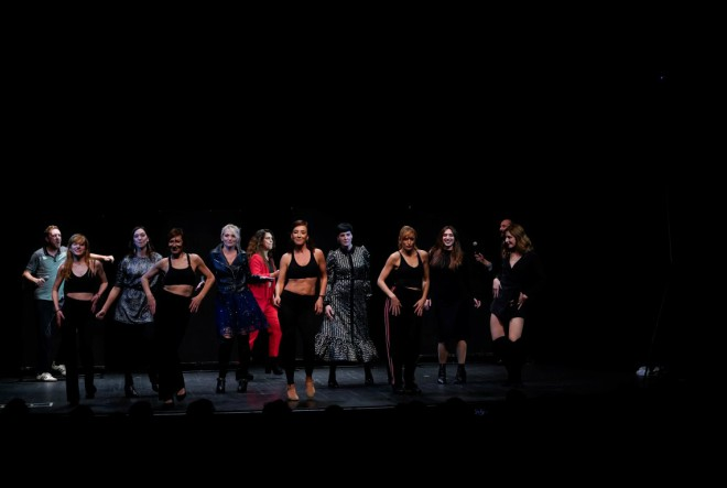 Ovacije u rasprodanom kazalištu Vidra za 100. izvedbu 'Brodolomki'