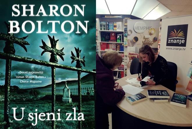 Hvaljena autorica gotičkih trilera Sharon Bolton predstavila novu knjigu