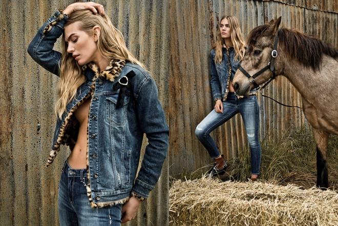 Fracomina predstavlja odvažnu traper kolekciju za savršene modne kombinacije