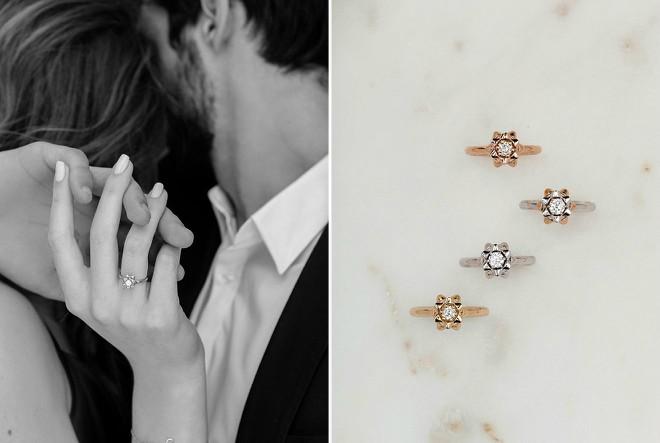 Dvojac eNVy room dizajnirao čarobno zaručničko prstenje u suradnji sa ZAKS-om