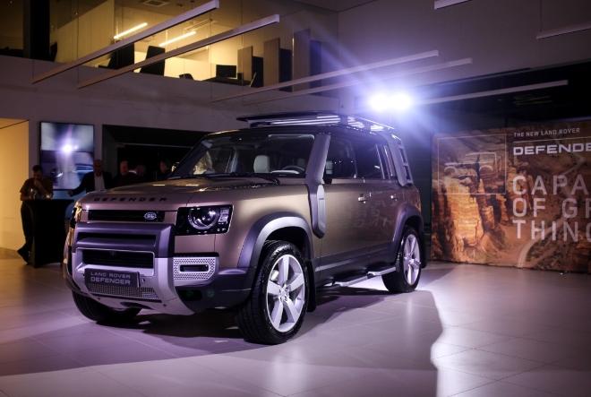 Auto Benussi ekskluzivno predstavio Land Rover Defender
