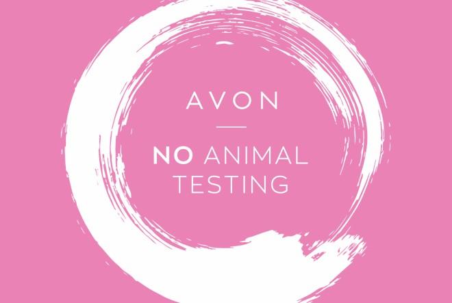 Avon ne testira proizvode na životinjama