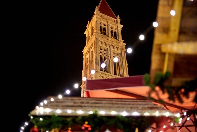Jedan od najljepših advenata krije se u ovom dalmatinskom gradu