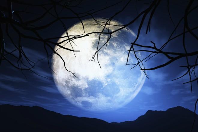 Puni Mjesec je kriv za ludilo?
