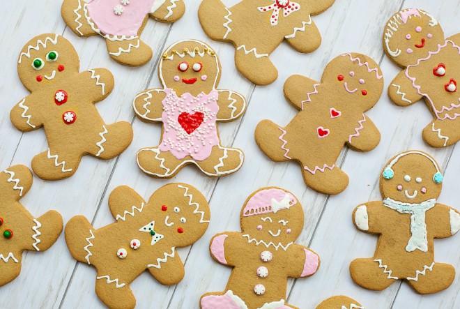 Priča o Gingerbread man-u