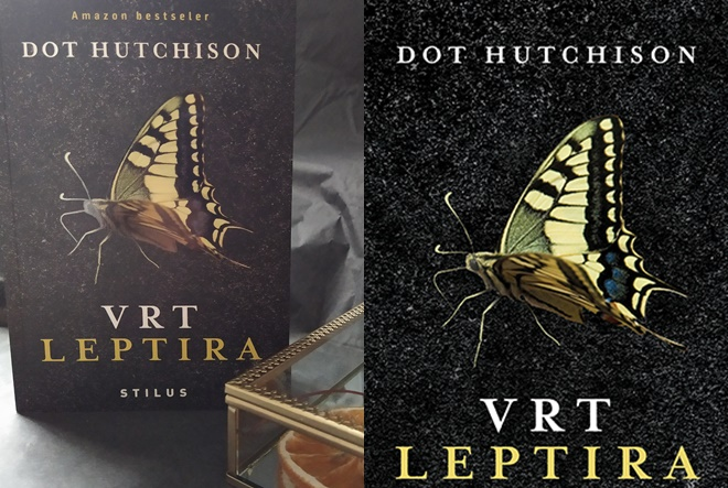 Dot Hutchison: Vrt leptira