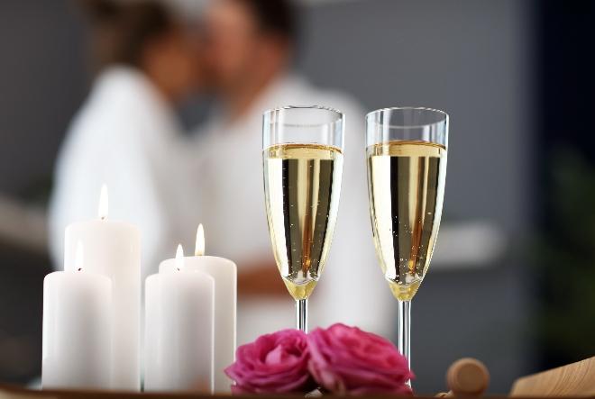 Valentinovo je povod za romantični wellness i spa za dvoje