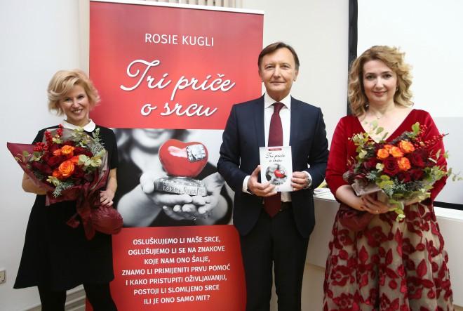 """Prvi hrvatski edukativni roman – """"Tri priče o srcu"""" u nakladi Zaklade """"Hrvatska kuća srca"""""""