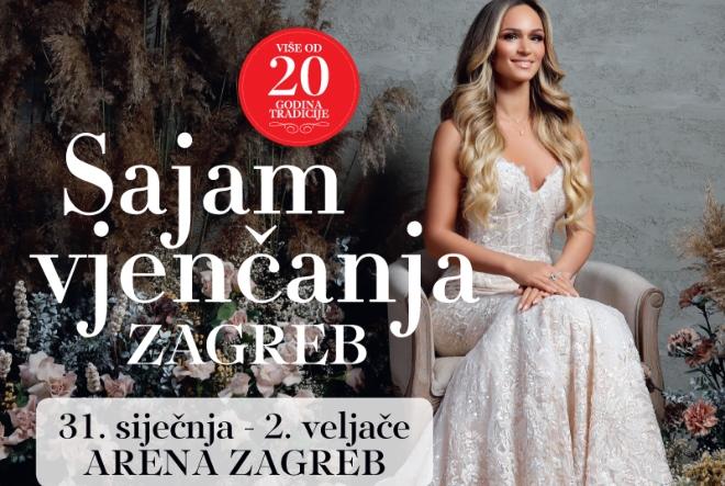 Posjetite Sajam vjenčanja Zagreb s preko 200 izlagača