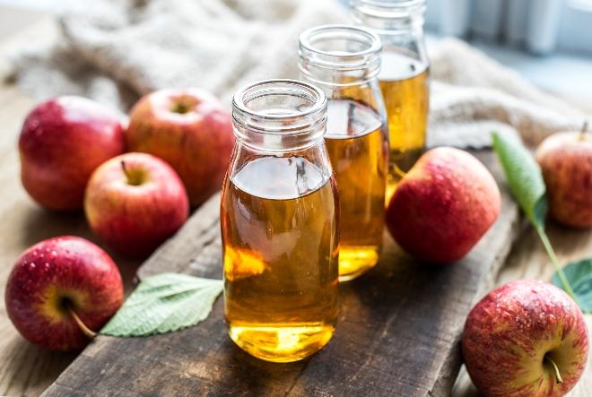 Što se sve može liječiti jabučnim octom?