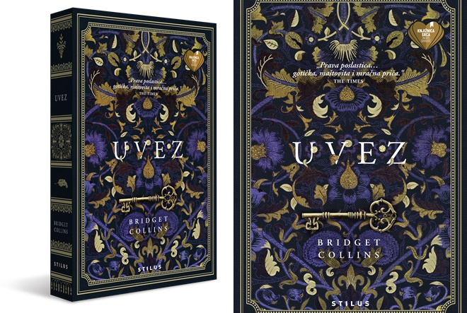 Bridget Collins: Uvez