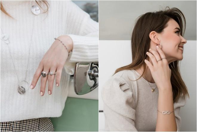 Moderni i elegantni nakit stvoren za ljubiteljice sjaja