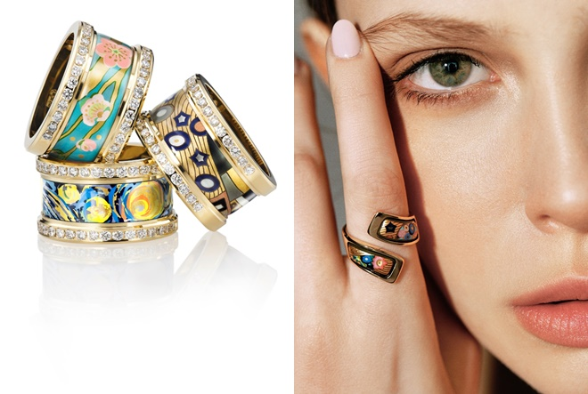 Tajna nošenja prstena na desnoj ruci