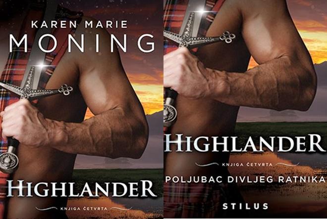 Karen Marie Moning: Poljubac divljeg ratnika