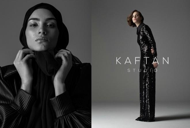 """Kolekcija """"Sisters"""" Kaftan studija"""