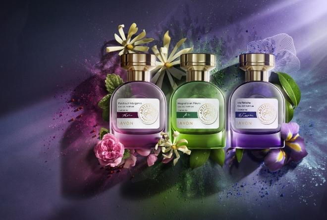 Avon donosi crafted parfeme do svake žene