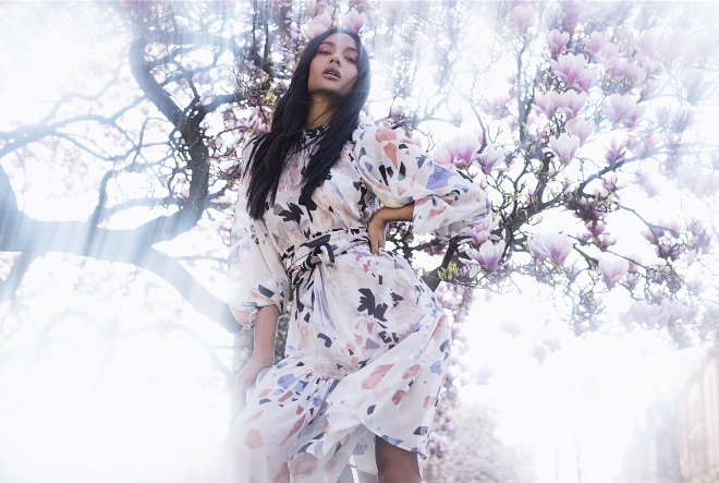 Prvi dani proljeća s ELFS-sima i magnolijom!