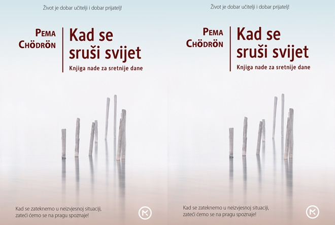 Pema Chödrön: Kad se sruši svijet