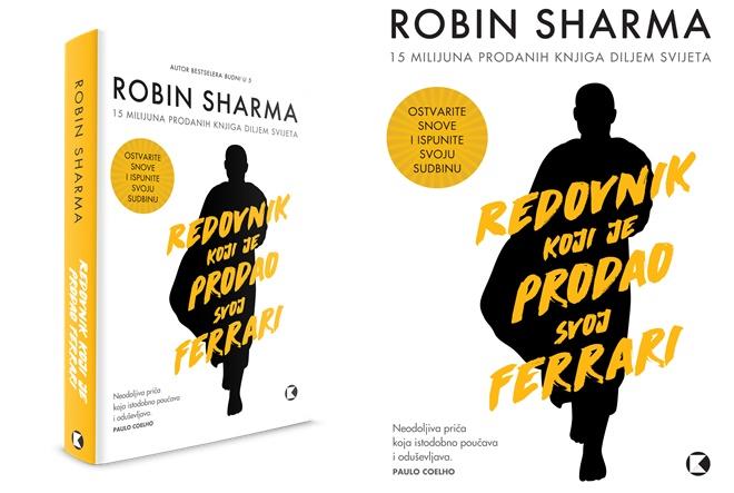 Izvrsna knjiga Robina Sharme ponovno je s nama
