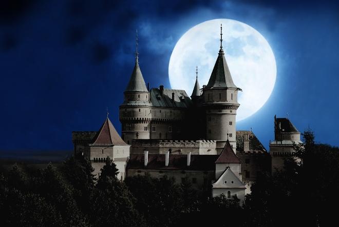 Pun super Mjesec u Vagi 8. travnja