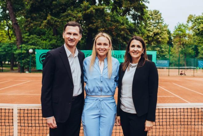 Donna Vekić predstavila nadolazeći teniski spektakl u Osijeku
