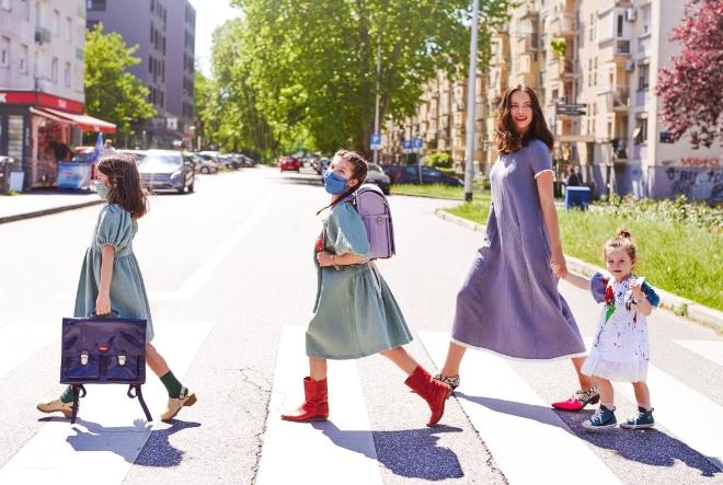 S Jolie Petite by Ljupka Gojić u obiteljskoj šetnji