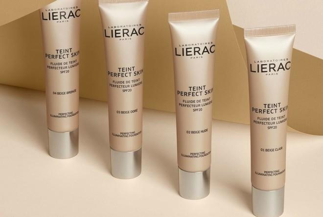 Lierac predstavio perfect skin tekući puder nove generacije