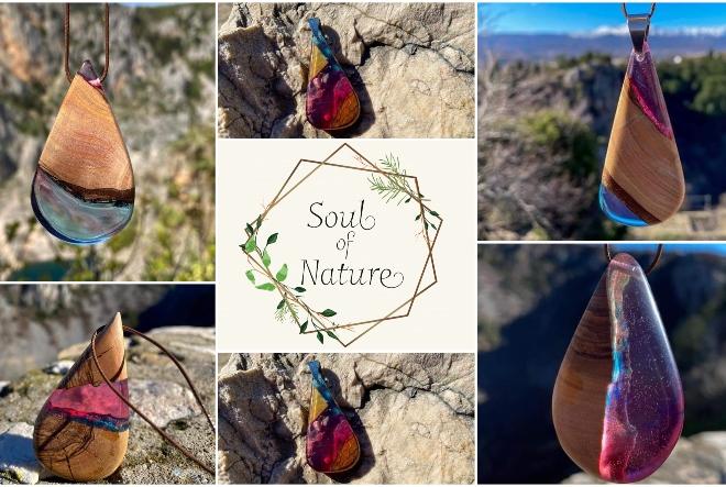 Soul of Nature – duh prirode zarobljen u unikatnim komadima nakita