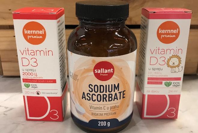 Najbolja kombinacija vitamina u borbi protiv virusa