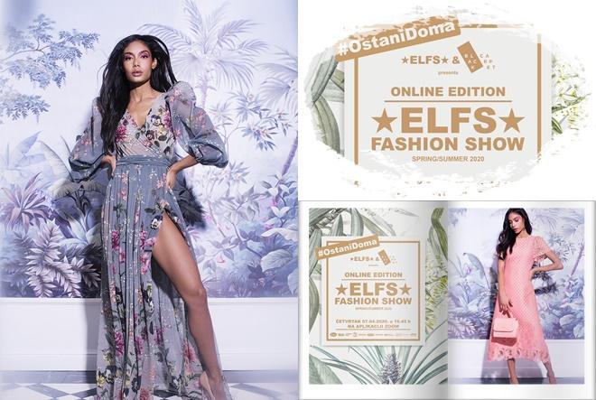 ELFS Online Fashion Show prikuplja sredstva za Hrabri telefon