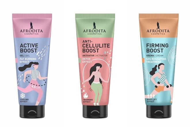 Afrodita predstavlja BOOSTERE za čvrstu, aktivnu i zadovoljnu kožu!