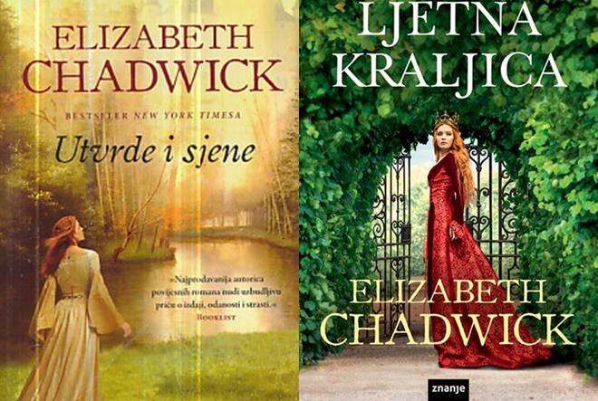 Elizabeth Chadwick: Utvrde i sjene
