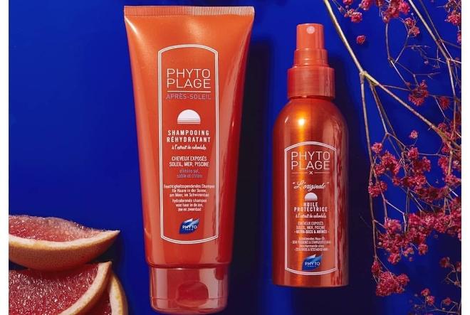 Phyto Plage linija iz laboratorija Phyto nudi potrebnu zaštitu kose za vrijeme i nakon izlaganja na suncu