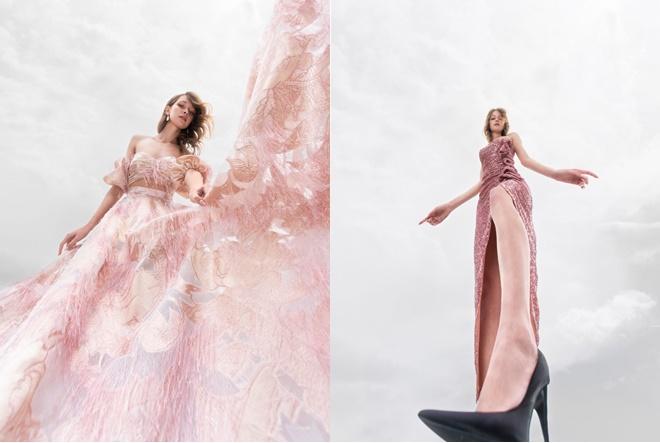Nova eNVy room kolekcija oda je bezvremenskoj ljepoti, glamuru i ženstvenosti