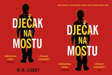 M. R. Carey: Dječak na mostu