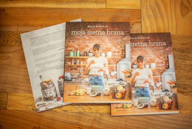 Maja Brekalo: Moja sretna hrana
