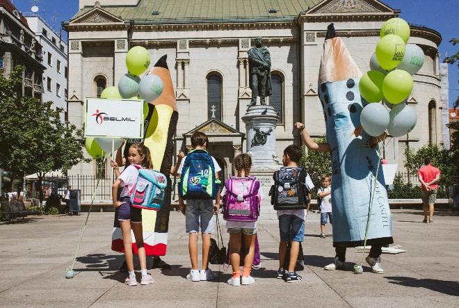 Učimo djecu da je škola i zabavna i važna!