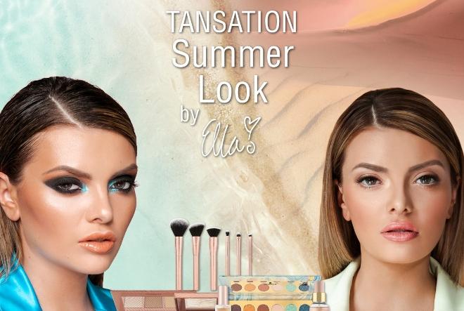 Ella Dvornik zaštitno lice nove ljetne essence & Catrice limitirane make up kolekcije – TANsation