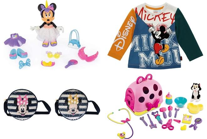 Minnie i Mickey u svim modnim kombinacijama