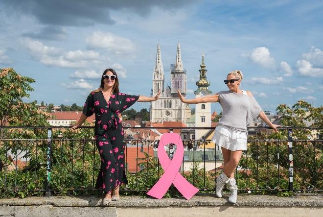 Ružičasta vrpca solidarnosti s oboljelima od raka dojke