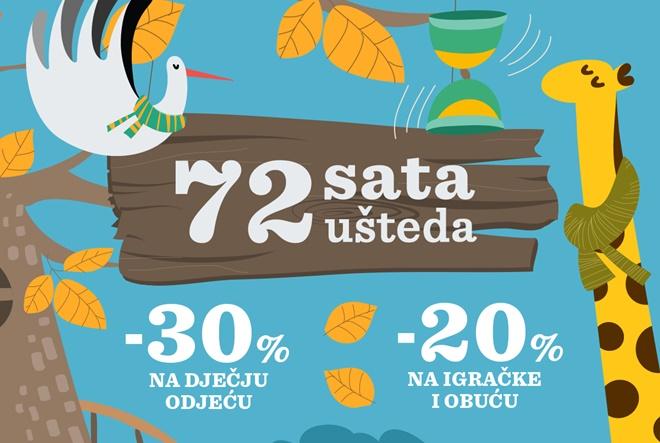Babycenter.hr poziva na 72 sata ušteda