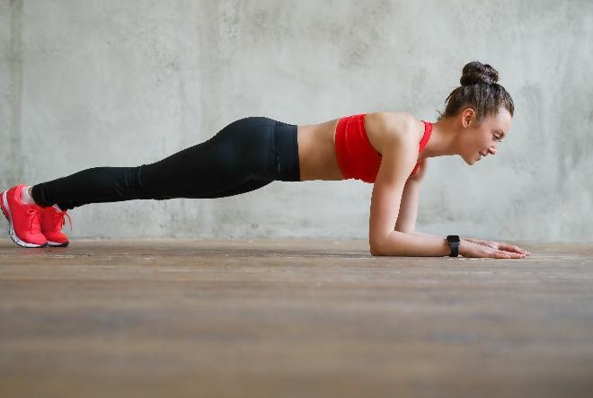 Plank: tjelovježba o kojoj se najviše priča