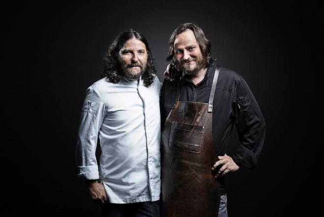 Gregor i David Vračko nova su imena u društvu chefova Argeta Exclusive