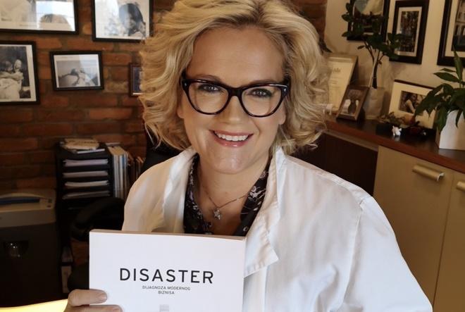 Upoznajte neobičnu knjigu: DISASTER – Dijagnoza modernog biznisa