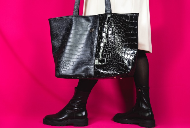 Žena kao inspiracija kolekcije Chic IB bag